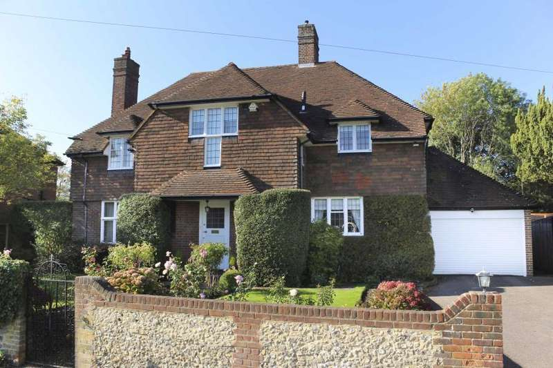 3 Bedrooms Detached House for sale in The Green, Sarratt, Herts WD3