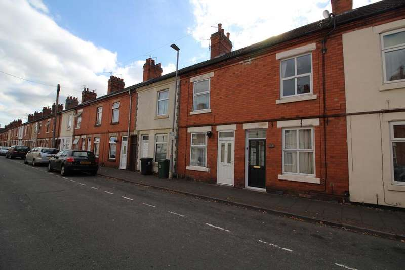 2 Bedrooms Terraced House for sale in Burder Street, Loughborough