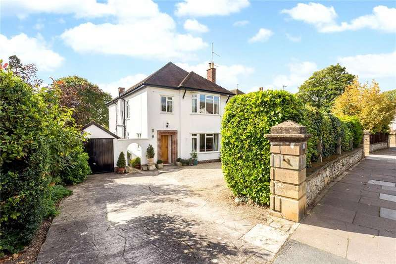 4 Bedrooms Detached House for sale in Hatherley Court Road, Cheltenham, Gloucestershire, GL51