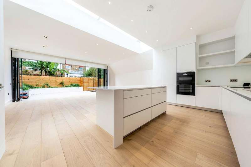 4 Bedrooms House for sale in Ellaline Road, Hammersmith, London