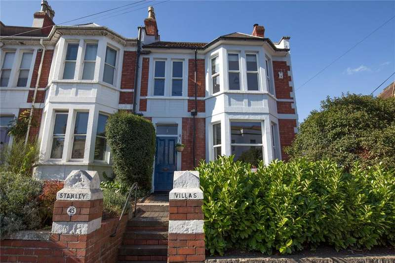 5 Bedrooms Semi Detached House for sale in High Street, Westbury-on-Trym, Bristol, BS9