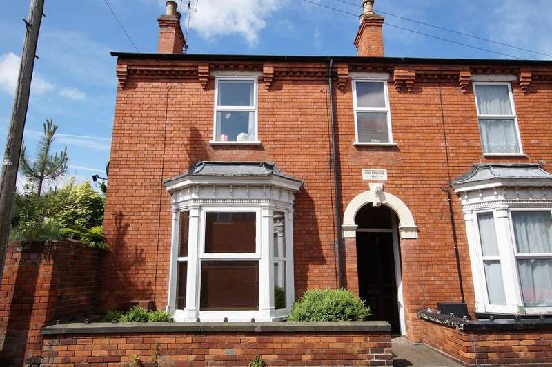 4 Bedrooms End Of Terrace House for sale in Derby Street, Lincoln
