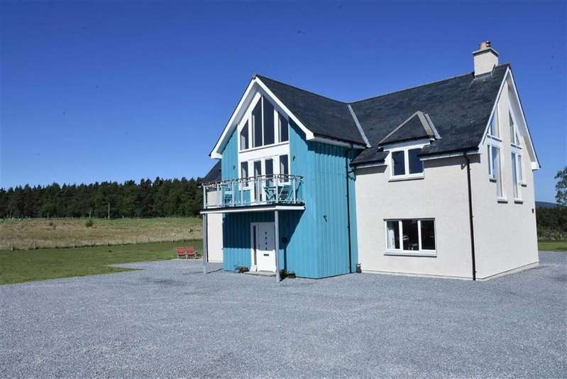 4 Bedrooms Detached House for sale in Grantown On spey