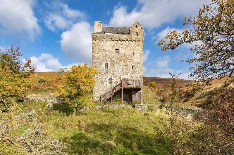3 Bedrooms Detached House for sale in Kirkhope Tower, Ettrickbridge, Selkirk, Scottish Borders