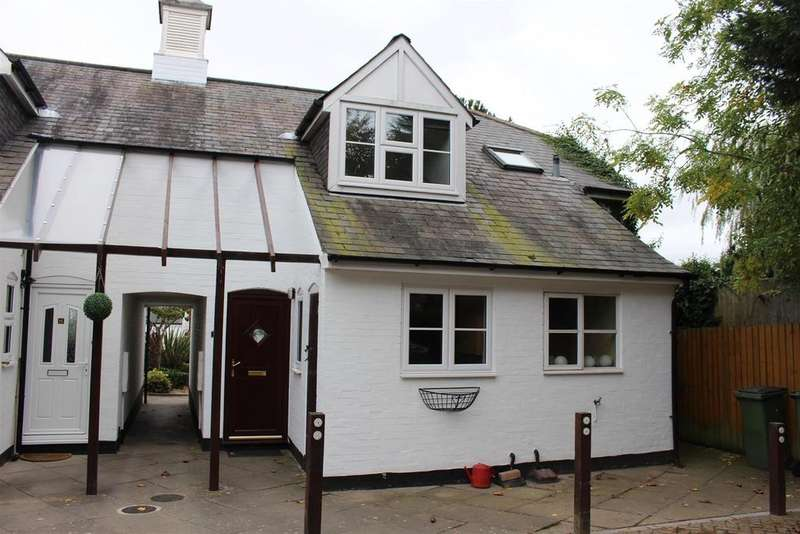 2 Bedrooms House for sale in Cliffe House Mews, Whetstone, Leicester