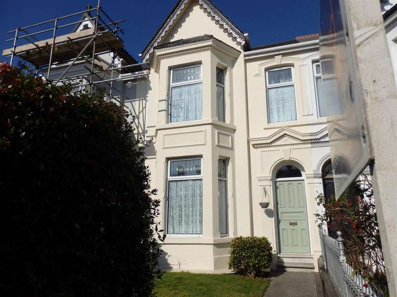 4 Bedrooms Semi Detached House for sale in Queen Victoria Road, Llanelli
