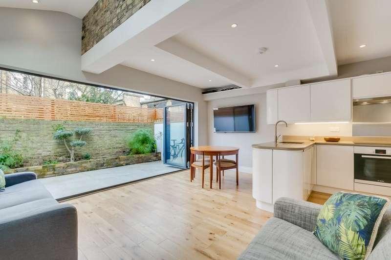 2 Bedrooms Flat for sale in Aliwal Road, Battersea, SW11