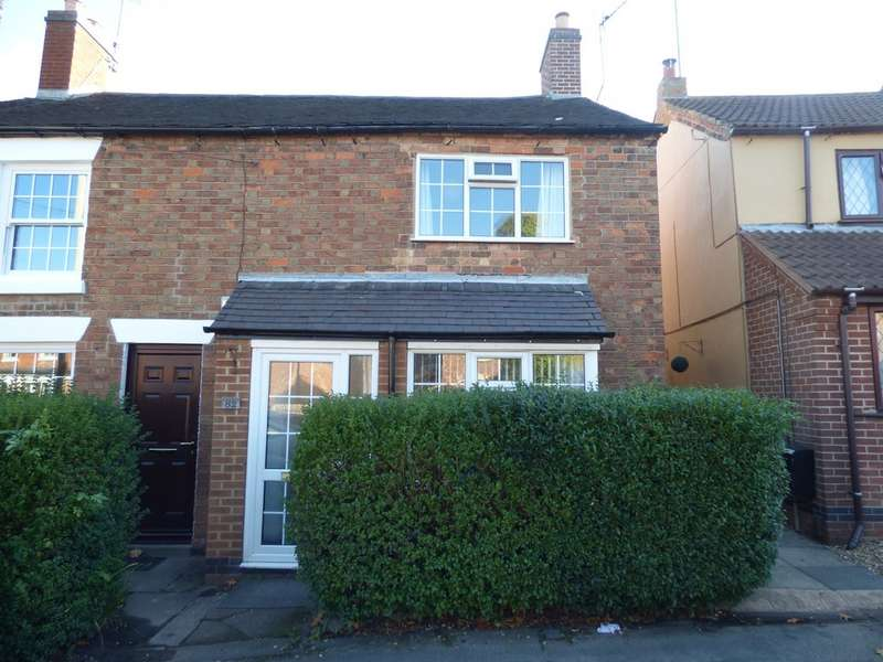 2 Bedrooms Terraced House for sale in Main Street, Swannington LE67