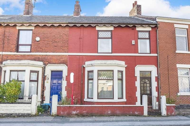 3 Bedrooms Terraced House for sale in Brownedge Lane, Bamber Bridge, Preston, PR5