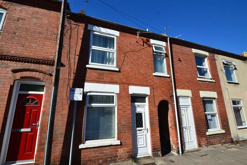 3 Bedrooms Terraced House for sale in Paget Street, Loughborough, Leicestershire