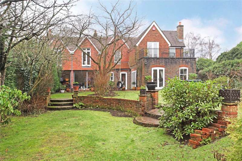 6 Bedrooms Detached House for sale in London Road, Rake, Liss, Hampshire, GU33
