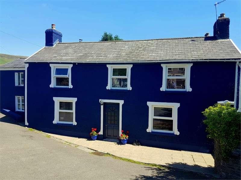 4 Bedrooms Semi Detached House for sale in Llwydarth Road, Maesteg, Mid Glamorgan