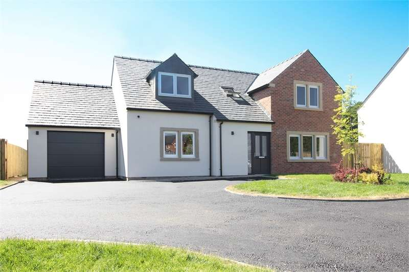 4 Bedrooms Detached House for sale in CA6 4BF Honeypot Meadow, Cargo, Carlisle, Cumbria