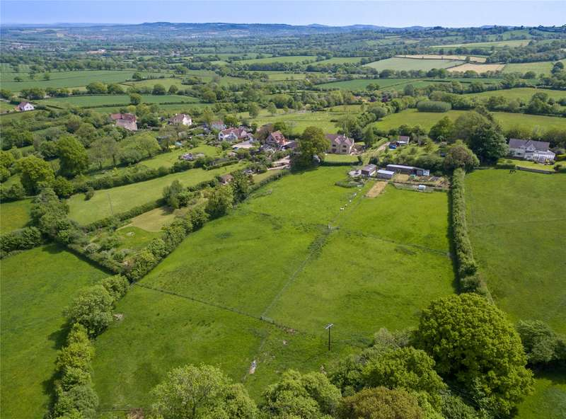 6 Bedrooms Detached House for sale in Hare Lane, Buckland St. Mary, Chard, Somerset, TA20