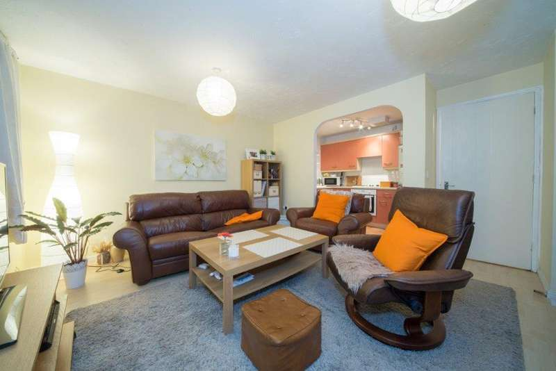 1 Bedroom Flat for sale in Marlborough Court, Grove Road, Luton