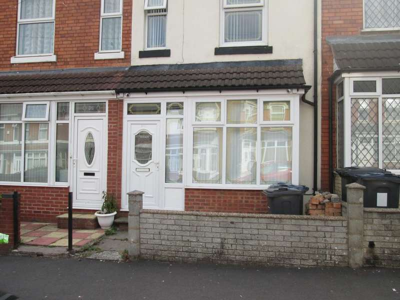 3 Bedrooms Terraced House for sale in Grove Road, Sparkhill