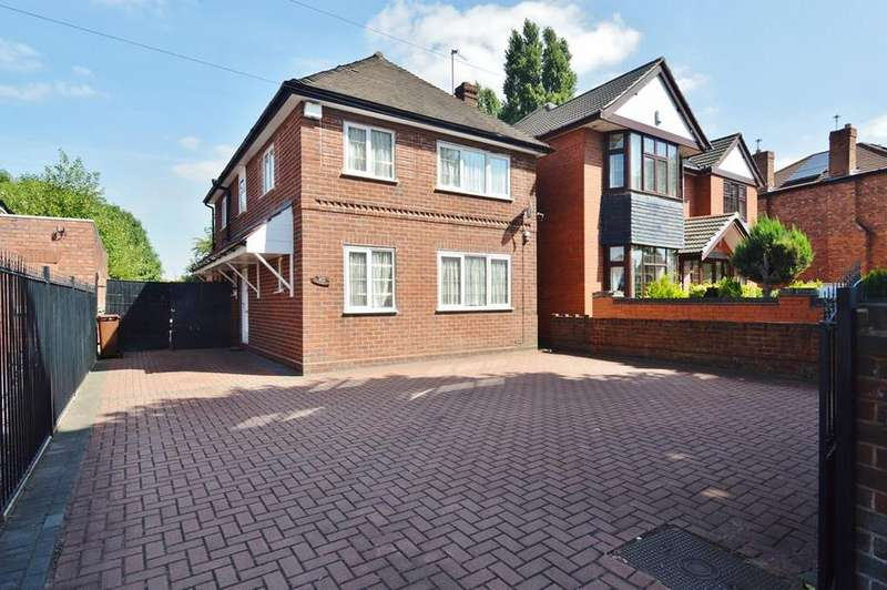 3 Bedrooms Detached House for sale in Wellington Road Bilston