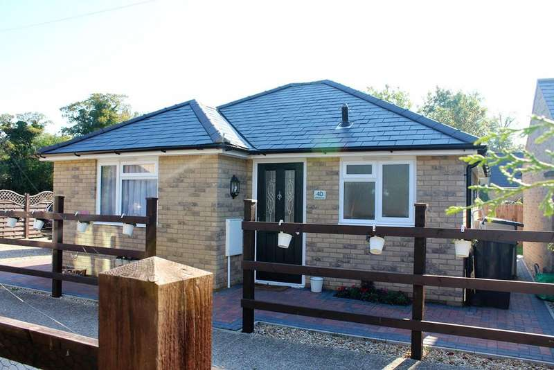 1 Bedroom Detached Bungalow for sale in High Street, Arlesey, SG15