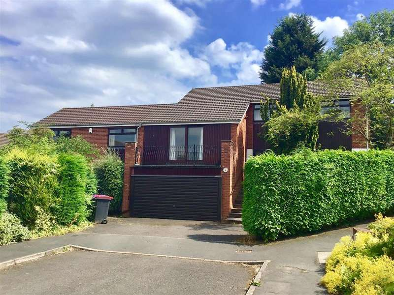 5 Bedrooms Detached House for sale in Pendil Close, Wellington, Telford