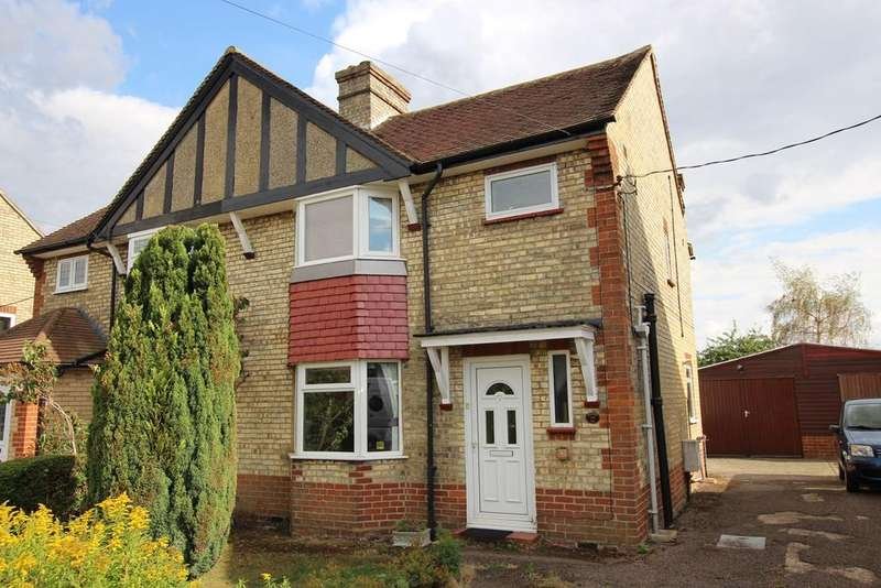 3 Bedrooms Semi Detached House for sale in Station Road, Lower Stondon, Henlow, SG16