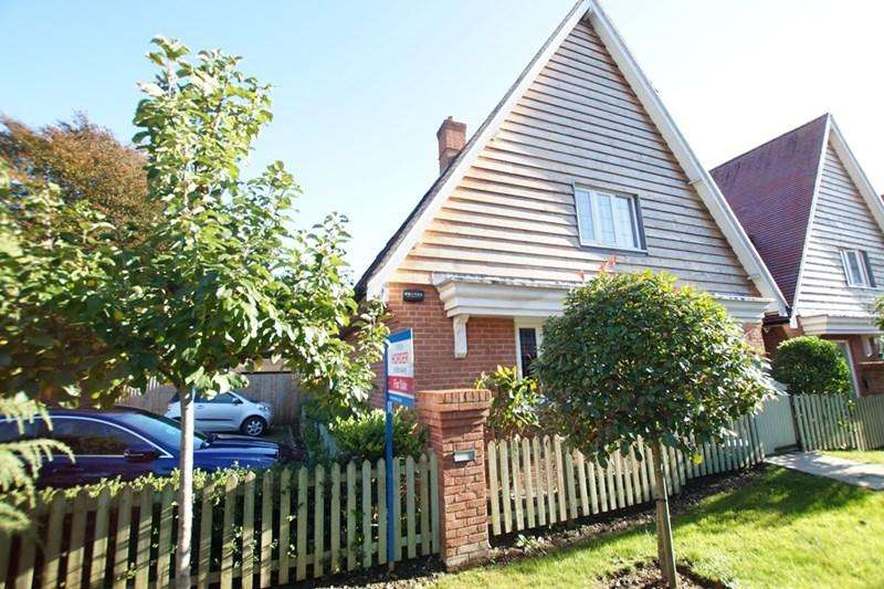 2 Bedrooms Chalet House for sale in Hornbeam Way, Blandford Forum