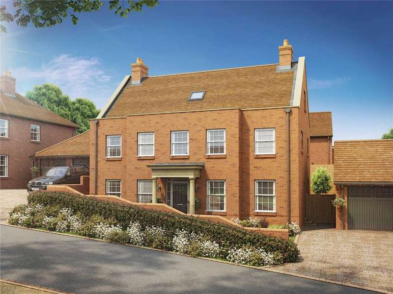 5 Bedrooms House for sale in Off Coppice Hill, Bishops Waltham, Southampton, Hampshire, SO32