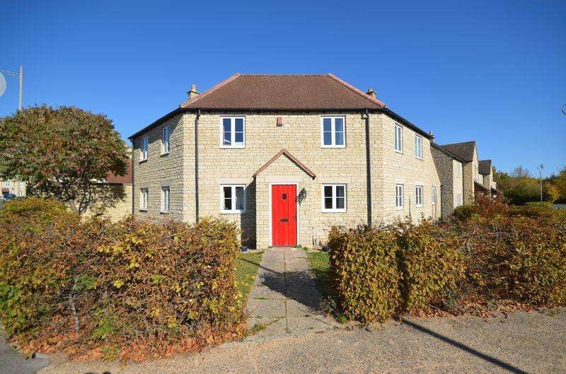4 Bedrooms Detached House for sale in Bluebell Way, Carterton