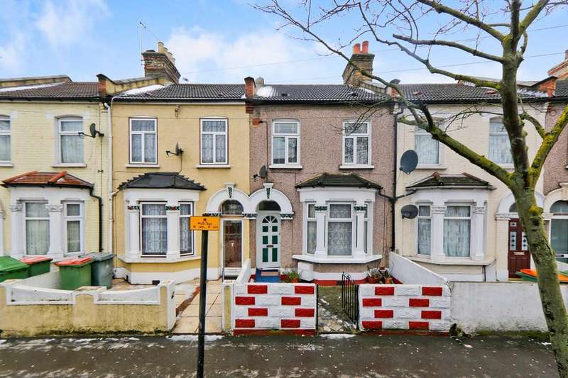 4 Bedrooms Semi Detached House for sale in Boundary Road, London E13