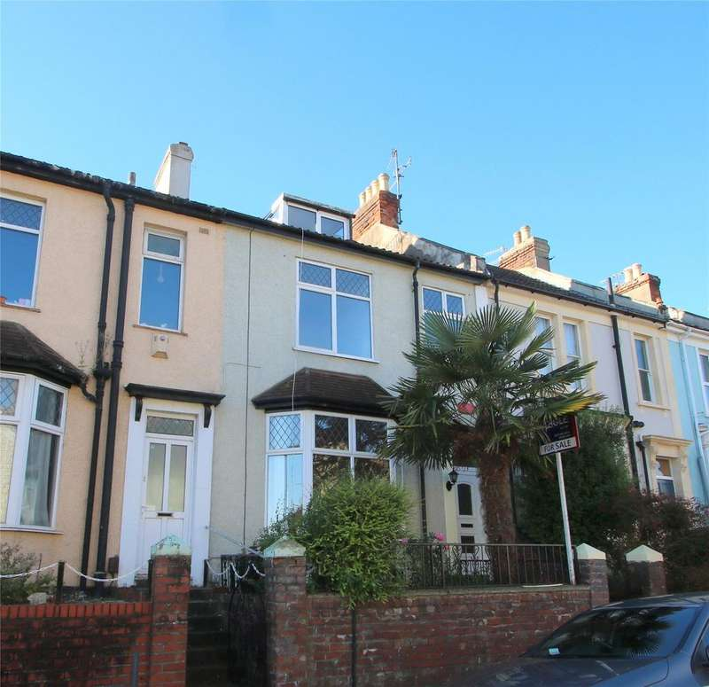 4 Bedrooms Terraced House for sale in Allington Road, Southville, BRISTOL, BS3