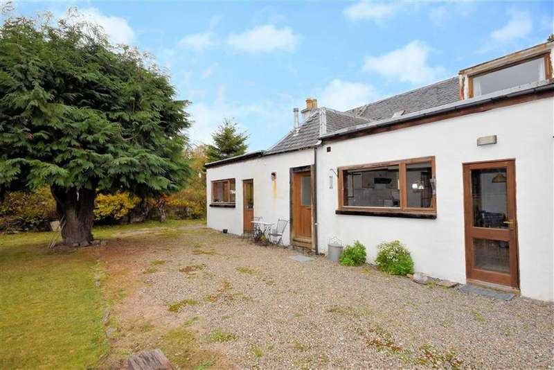 2 Bedrooms Terraced House for sale in Carrbridge