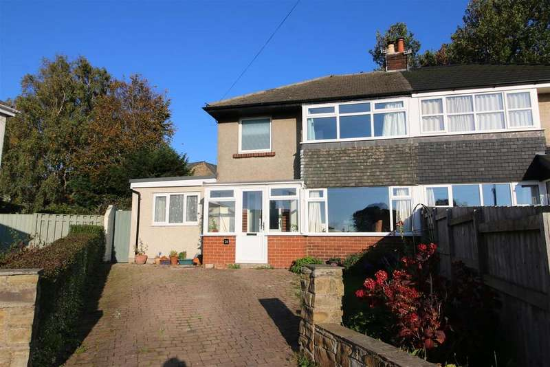4 Bedrooms Semi Detached House for sale in Fern Bank, Lancaster