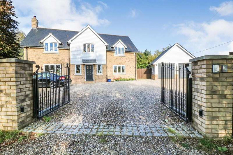 4 Bedrooms Detached House for sale in Fairstead Road, Terling, Chelmsford