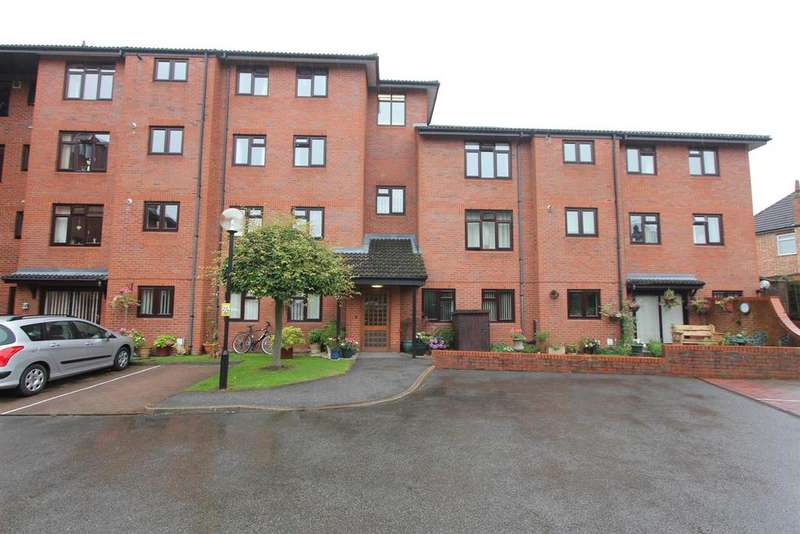 2 Bedrooms Flat for sale in Ashby Road, Hinckley