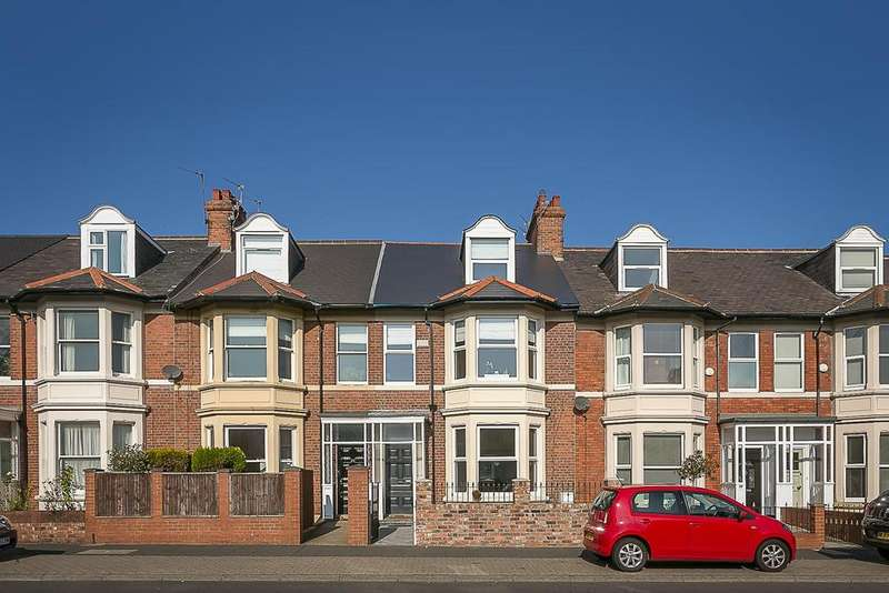 6 Bedrooms Terraced House for sale in Church Road, Gosforth, Newcastle upon Tyne