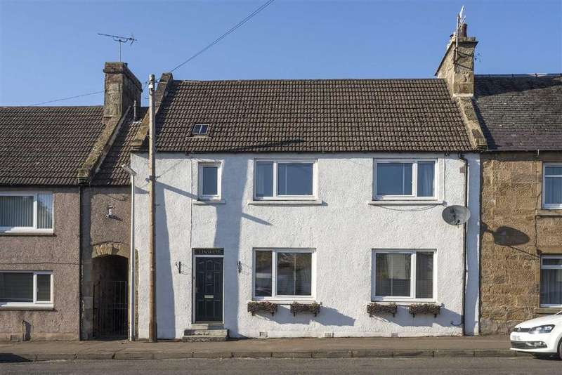4 Bedrooms Terraced House for sale in Front Lebanon, Cupar, Fife