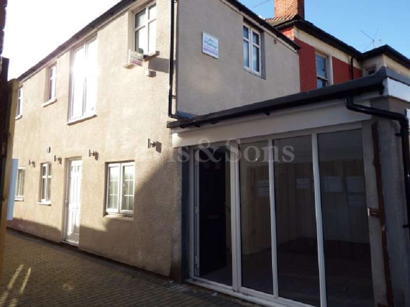 Serviced Office Commercial for rent in Grafton Lane, Newport, Gwent. NP19 0AT