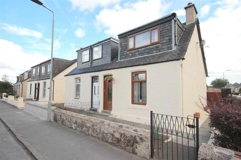 3 Bedrooms Semi Detached House for sale in Burnhead Road, Larbert