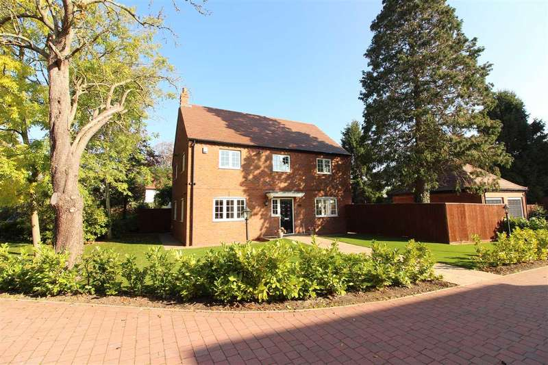 4 Bedrooms Detached House for sale in Kings Gardens, Off Broad Lane, Coventry