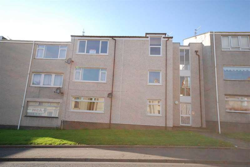 2 Bedrooms Apartment Flat for sale in Raise Street, Saltcoats