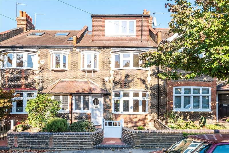 4 Bedrooms Terraced House for sale in Observatory Road, London, SW14