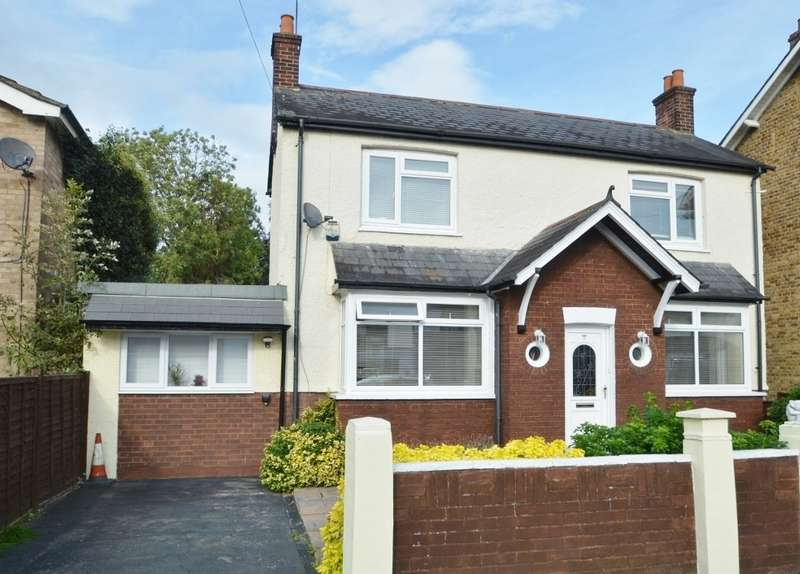 4 Bedrooms Detached House for sale in Elmhurst Road, Langley, SL3