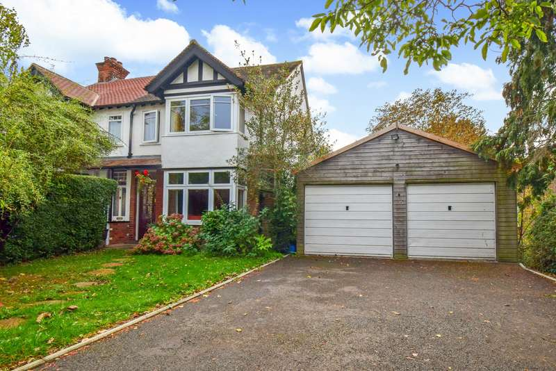 3 Bedrooms Semi Detached House for sale in Hag Hill Lane, Taplow, Maidenhead, SL6