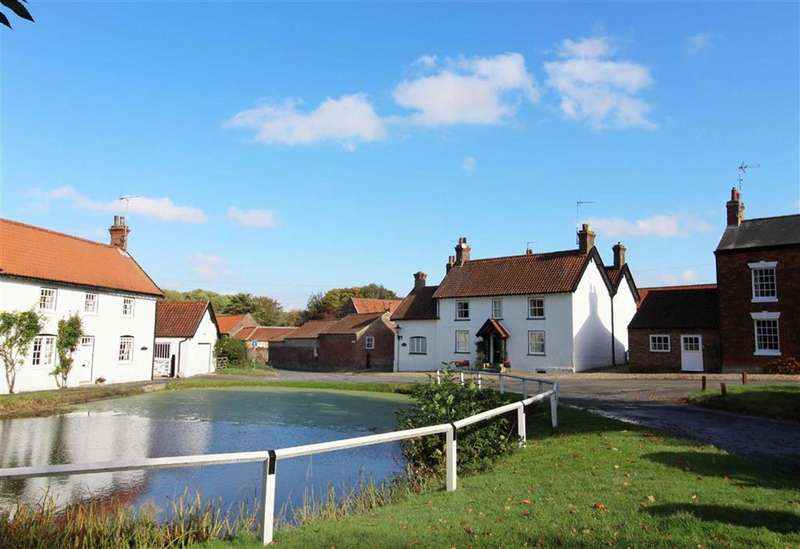 4 Bedrooms Detached House for sale in The Green, Bishop Burton, East Yorkshire