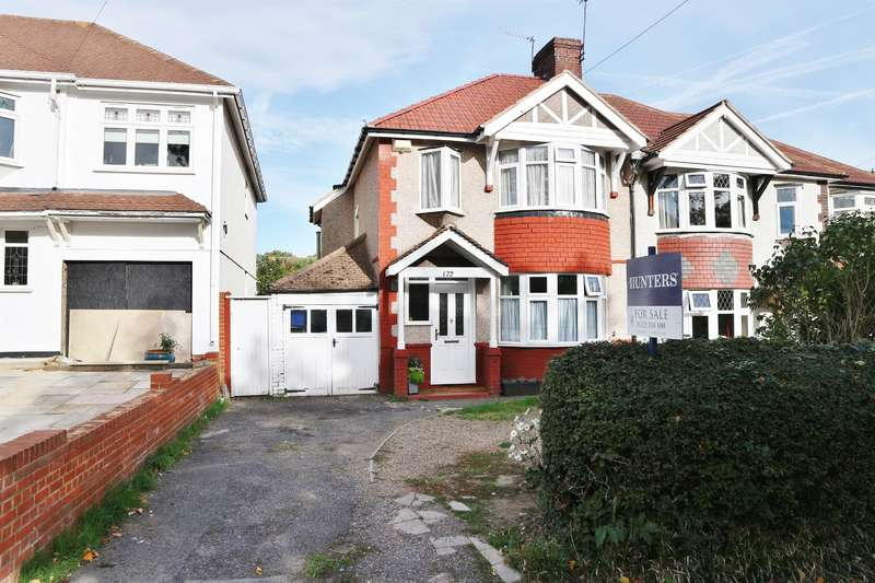 3 Bedrooms Semi Detached House for sale in Park Crescent, Erith, Kent, DA8 3DY