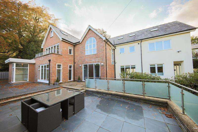 7 Bedrooms Detached House for sale in Macclesfield Road, Alderley Edge, Cheshire