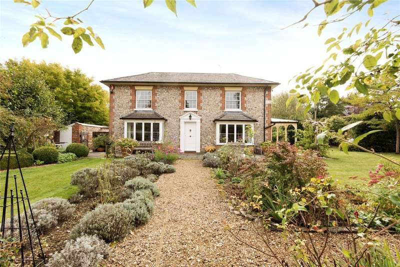 3 Bedrooms Detached House for sale in School Lane, Bishops Sutton, Alresford, Hampshire, SO24