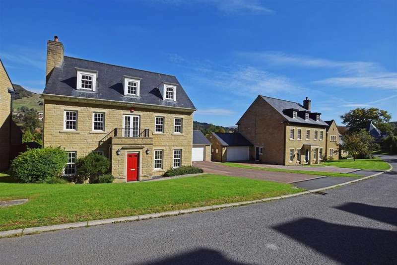 6 Bedrooms Detached House for sale in Fern Valley Chase, Todmorden OL14
