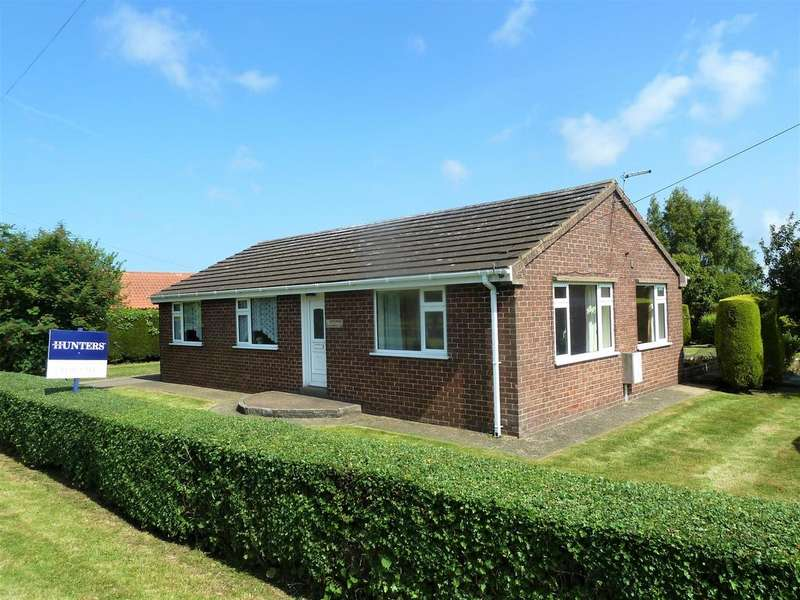 3 Bedrooms Detached Bungalow for sale in Main Road, Maltby Le Marsh, Alford, LN13 0JP