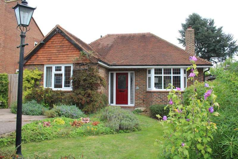 2 Bedrooms Detached Bungalow for sale in Cedar Drive, Barming, Maidstone ME16