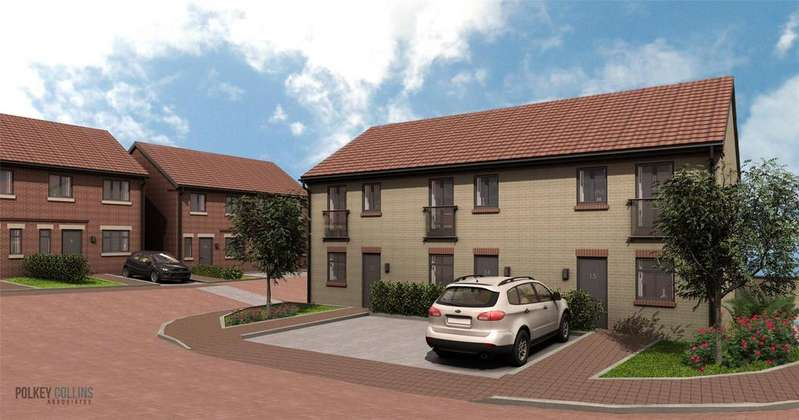 2 Bedrooms End Of Terrace House for sale in Ermine Street, Ancaster, NG32